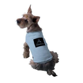 Say Yes To New Adventures Sleeveless Dog Shirt