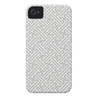 Sayagata Grey iPhone 4 Cover