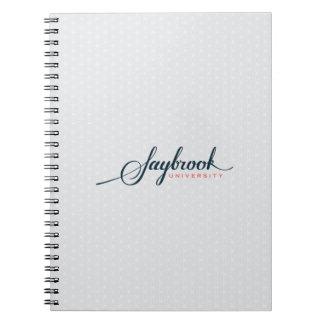 Saybrook Notebook