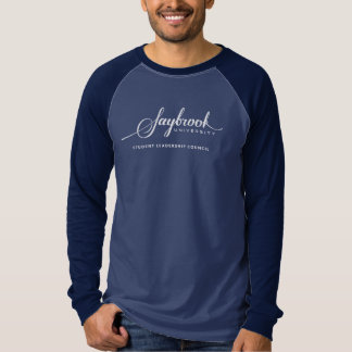 Saybrook SLC Men's Raglan Basic T-Shirt