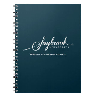 Saybrook Student Leadership Council Notebook