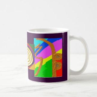 Sayhayki   BOLD Rainbow Coffee Mug