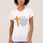 Sayings of jesus tshirts