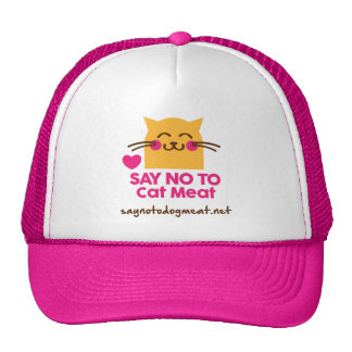 SAYNOTODOGMEAT.NET CAP