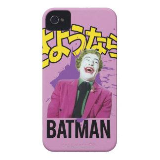 Sayonara Batman iPhone 4 Case