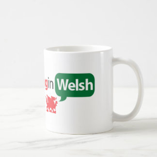 SaySomethinginWelsh Coffee Mug