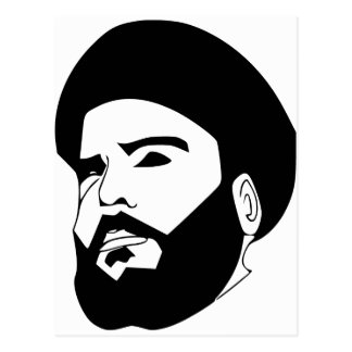Sayyid Muqtada al-Sadr Postcard