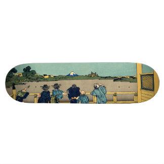 Sazai hall - Temple of Five Hundred Rakan Skate Boards
