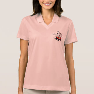 SB Racing women's polo shirt