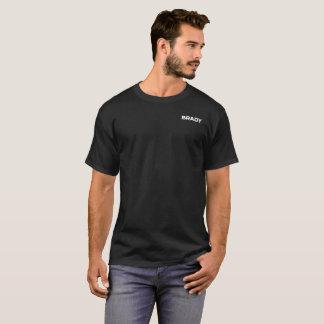 SB Uniform - Brady - Purple/Teal T-Shirt