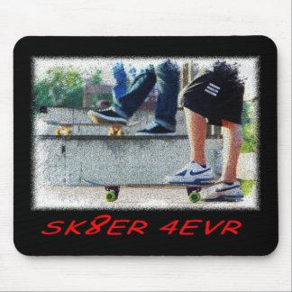 SBA103.SK8ER 4EVR. MOUSE PAD