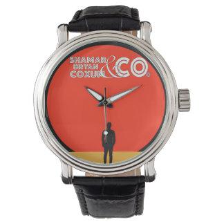 "SBC&Co. X Nolobotamus ""Find me"" Watch"