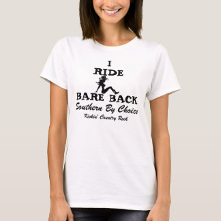 SBC I Ride Bare Back T-Shirt