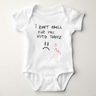 sbelling B Baby Bodysuit