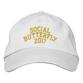 SBM 2017 Embroidered Men's Hat Embroidered Baseball Cap