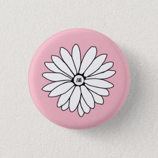 SBM Daisy Mini Button Pin