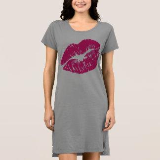 SBM Signature Kiss T-Shirt Dress