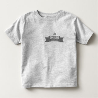 SBMC Toddler Logo on front and Back T Shirt
