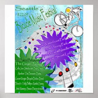 SBMF flyer Poster