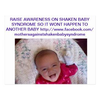 sbs awareness postcard