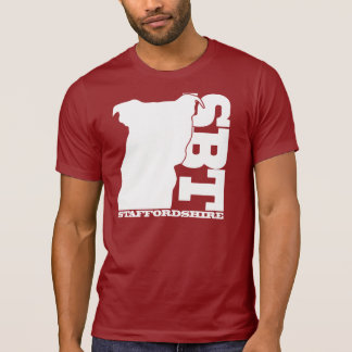 SBT Graphic Tee - Staffordshire Bull Terrier