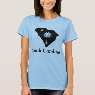 SC Palmetto Moon Women's Basic T-Shirt