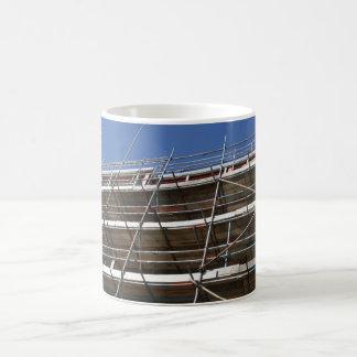 Scaffolding on a Mug