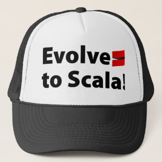 Scala Hat, Evolve Logo Trucker Hat