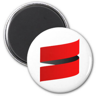 Scala Magnet, Scala Icon 6 Cm Round Magnet