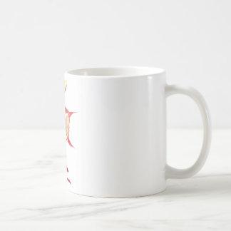 Scalar Fish Coffee Mug