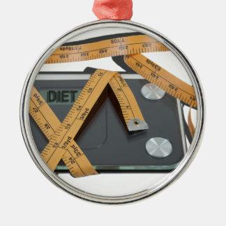 ScaleMeasuringTape021613.png Christmas Ornament