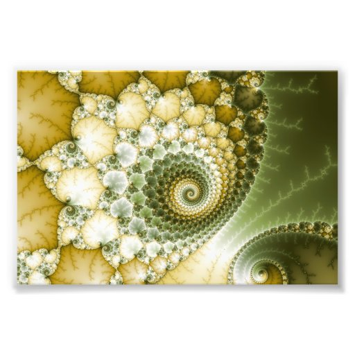 Scales Fractal Art Photograph