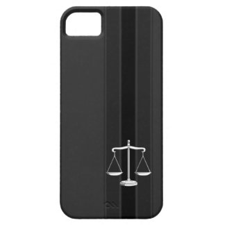 Scales of Justice iPhone 5 Case