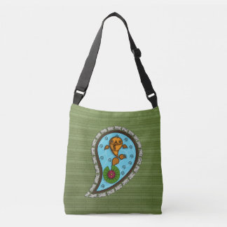 Scales the Goldfish All-Over-Print Bag