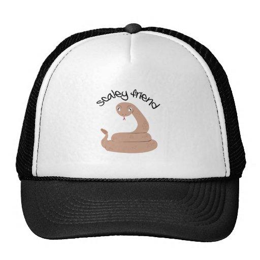 Scaley Friend Mesh Hats