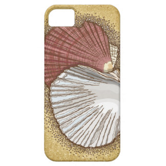 Scallop shells iPhone 5 covers