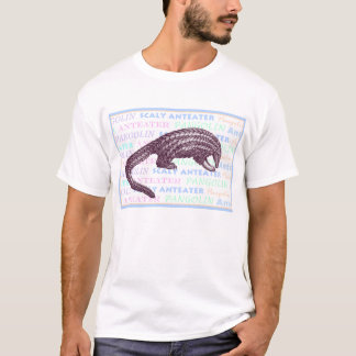 Scaly Anteater / Pangolin T-Shirt
