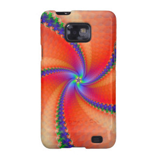 Scaly Spiral Galaxy S2 Case