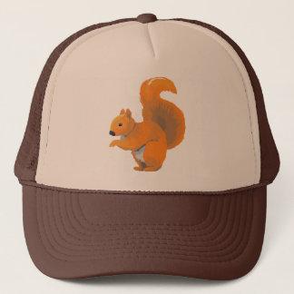 Scampering Squirrel Trucker Hat