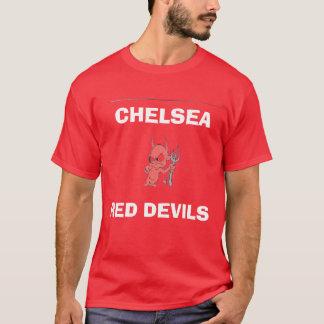 scan0001, CHELSEA, RED DEVILS T-Shirt