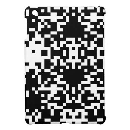 Scan Code iPad Mini Cover
