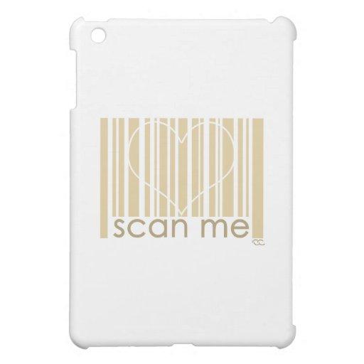 scan me iPad mini case