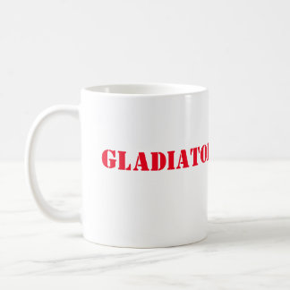 Scandal Gladiator Coffee Cup