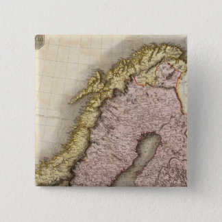 Scandinavia 2 15 cm square badge