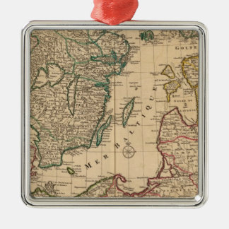 Scandinavia, Baltic Sea, Sweden, Denmark Christmas Ornament