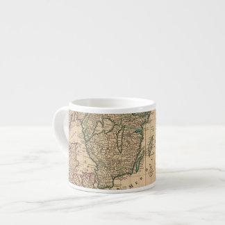 Scandinavia, Baltic Sea, Sweden, Denmark Espresso Mug