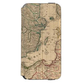 Scandinavia, Baltic Sea, Sweden, Denmark Incipio Watson™ iPhone 6 Wallet Case