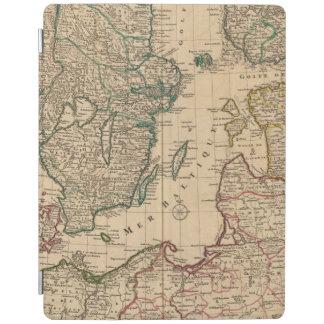 Scandinavia, Baltic Sea, Sweden, Denmark iPad Cover