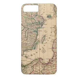 Scandinavia, Baltic Sea, Sweden, Denmark iPhone 8 Plus/7 Plus Case