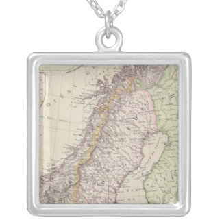 Scandinavia, Sweden Silver Plated Necklace